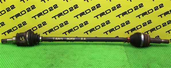 Привод задний Toyota RAV4 2010