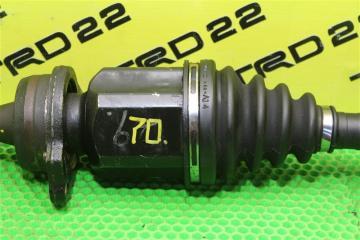 Привод передний правый Gaia 2002 ACM10 1AZ-FSE