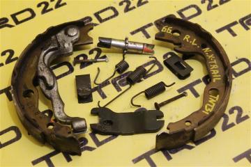 Запчасть механизм стояночного тормоза задний левый Nissan X-Trail