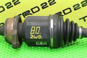 Привод передний правый Ipsum 2001 SXM10 3S-FE