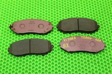Запчасть тормозные колодки переднее Suzuki Grand Vitara 2008-2015
