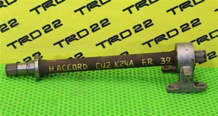 Привод передний правый Honda Accord 2010