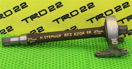 Привод передний правый Honda Stepwgn 2004