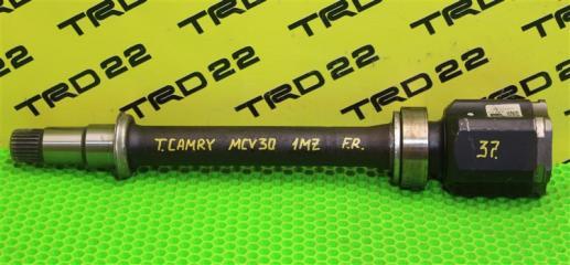 Привод передний правый Toyota Camry MCV30 1MZ-FE