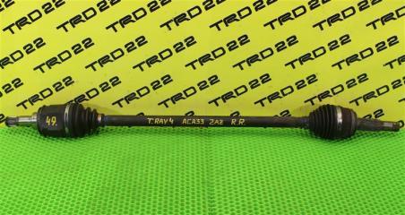 Привод задний Toyota RAV4