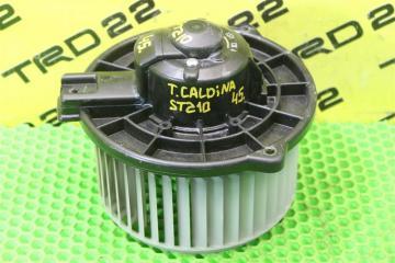 Запчасть мотор печки Toyota Caldina
