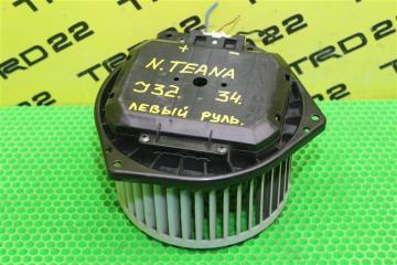 Запчасть мотор печки Nissan Teana