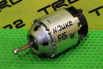 Мотор печки Nissan Juke F15 HR16DE (б/у)