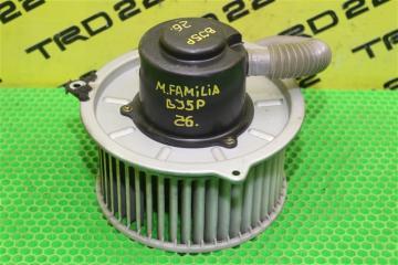 Запчасть мотор печки Mazda Familia