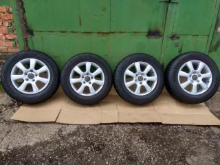 Комплект из 4-х Колесо R17 / 235 / 65 Bridgestone Blizzak 5x130 лит. 55ET