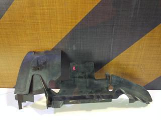 Воздуховод радиатора левый AUDI A6 2004