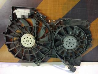 Вентилятор радиатора AUDI A6 2004