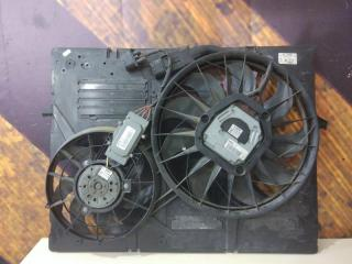 Вентилятор радиатора Volkswagen Touareg 2003