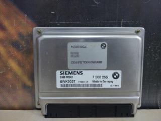 Блок управления двигателем BMW 528i 1999