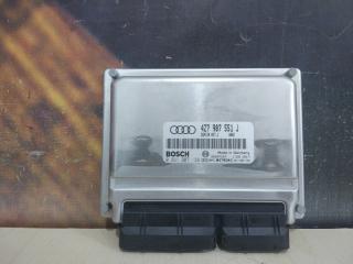 Блок управления двигателем AUDI Allroad 2001