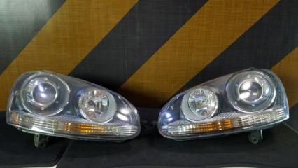 Фары Volkswagen Golf 2008
