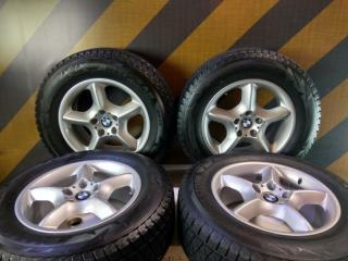Комплект из 4-х Колесо R17 / 235 / 65 Bridgestone Blizzak DM-V2 5x120 лит. 40ET