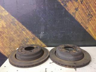 Тормозной диск задний BMW 528i 1999