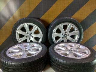 Комплект из 4-х Колесо R17 / 235 / 45 Dunlop Le Mans LM704 5x112 лит. 47ET