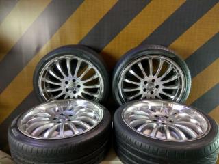 Комплект из 4-х Колесо R20 / 245 / 35 Pirelli P Zero 5x112 лит. 35ET