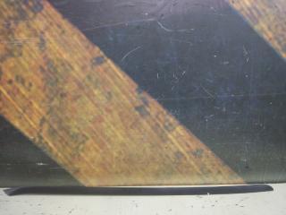 Молдинг лобового стекла правый AUDI Allroad 2000