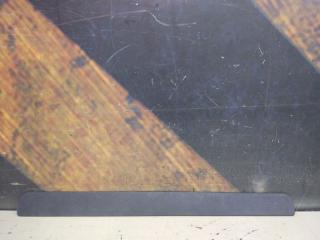 Запчасть накладка на порог передняя левая Chevrolet TrailBlazer 2004