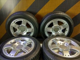 Комплект из 4-х Колесо R17 / 225 / 55 Dunlop Le Mans V 5x112 лит. 25ET