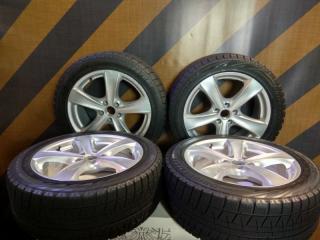 Комплект из 4-х Колесо R18 / 255 / 45 Bridgestone Blizzak REVO GZ 5x112 лит. 46ET