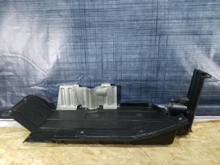 Защита топливного бака BMW X5 2005