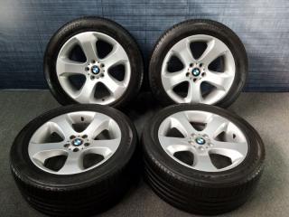 Комплект из 4-х Колесо R19 / 255 / 50 Bridgestone Dueler H/P Sport 5x120 лит. 48ET
