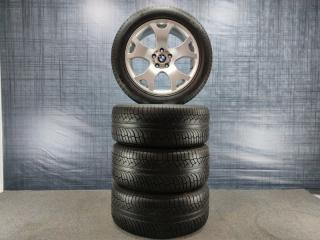 Комплект из 4-х Колесо R19 / 255 / 50 Michelin Latitude Diamaris 5x120 лит. 48ET