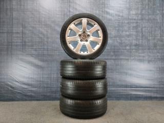 Комплект из 4-х Колесо R17 / 225 / 45 Michelin Pilot Sport 4 5x112 лит. 36ET