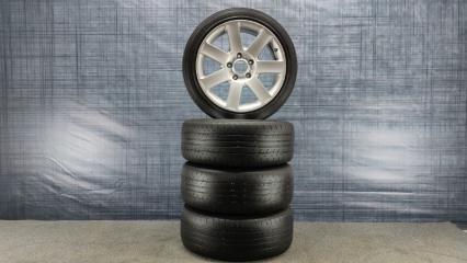 Комплект из 4-х Колесо R17 / 225 / 45 Bridgestone Sneaker 5x120 лит. 47ET