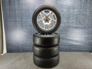 Комплект из 4-х Колесо R18 / 255 / 55 Dunlop GRANDTREK 5x130 лит. 57ET