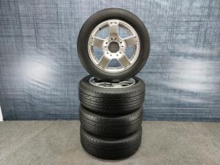Комплект из 4-х Колесо R17 / 225 / 55 Bridgestone Regno GR-XT 5x112 лит. 25ET