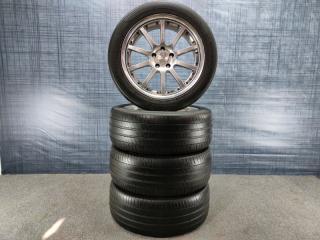 Комплект из 4-х Колесо R18 / 245 / 45 Michelin Primacy 3 5x112 лит. 22ET