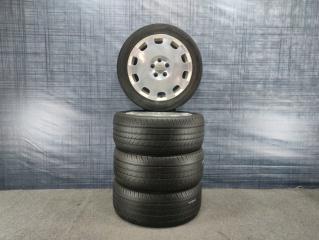 Комплект из 4-х Колесо R17 / 235 / 45 Dunlop Veuro VE302 5x112 лит. 45ET