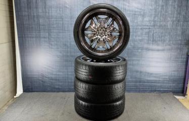 Комплект из 4-х Колесо R24 / 305 / 35 ZENNA ARGUS-UHP 6x139.7 лит. 35ET