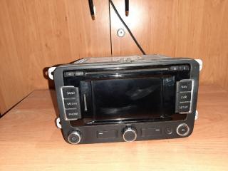 Магнитофон монитор радио 6 кнопок Volkswagen Jetta 2013