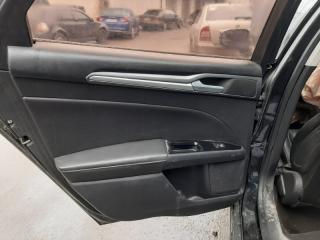 Обшивка двери (карта) задняя левая Ford Fusion Titanium 2012
