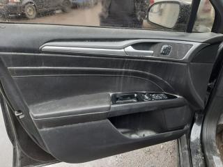 Обшивка двери (карта) передняя левая Ford Fusion Titanium 2012