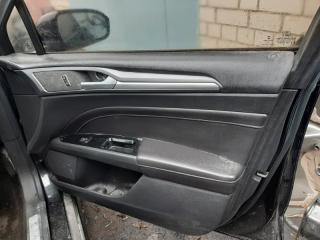 Обшивка двери (карта) передняя правая Ford Fusion Titanium 2012
