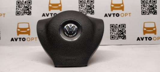 Подушка безопасности airbag в руль водительская Volkswagen Jetta 2013