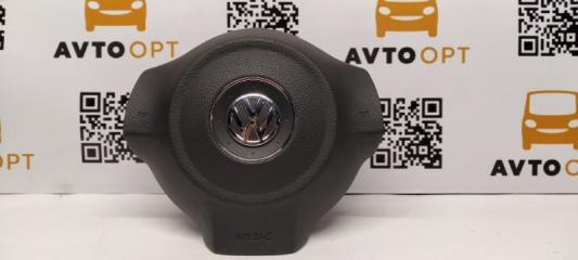 Подушка безопасности airbag в руль водительская передняя Volkswagen Jetta 2012