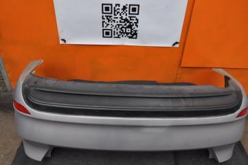 Бампер задний голый Jetta 2013 Седан 1.4 Hybrid