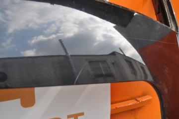 Крыша (металл) под люк Jetta 2013 Седан 1.4 Hybrid