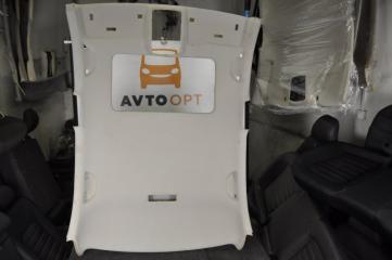 Обшивка потолка под люк Volkswagen Jetta 2012