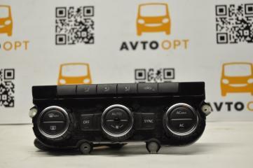 Блок управления климатом Volkswagen Passat B7 2011