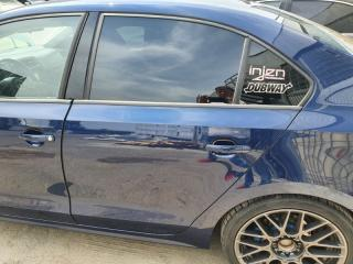Дверь голая задняя левая Volkswagen Jetta 2014