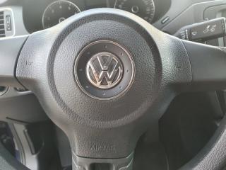 Подушка безопасности airbag в руль водительская передняя Volkswagen Jetta 2014